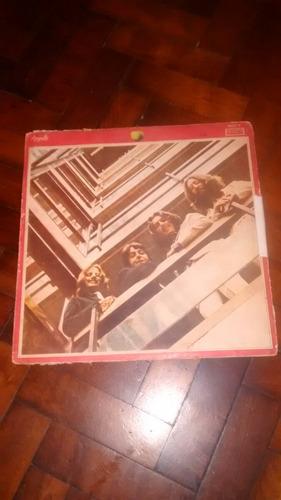 vinilo de los beatles/1962-1966 apple.