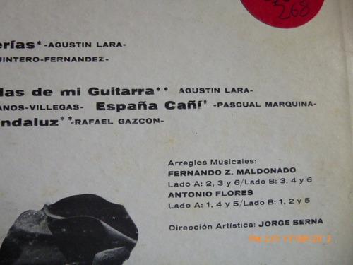 vinilo de lp pasos dobles marichi guadalajara (757)
