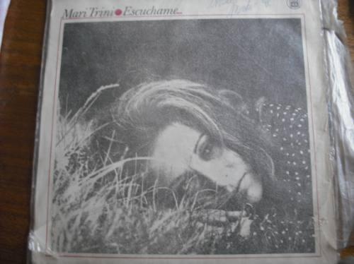 vinilo de mari trini  --   escuchame (u1138