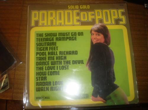 vinilo de parade of pops solid gold (u237
