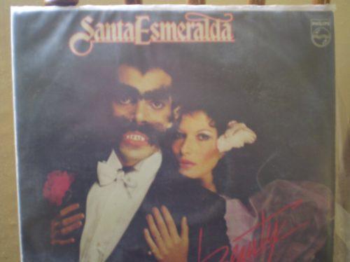 vinilo de santa esmeralda  beauty  jimmi goings (u822