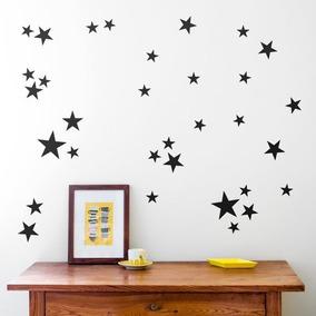 Vinilo Decorarivo Estrellas Para Pared