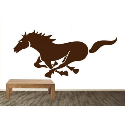 vinilo decorativo creando vinilos caballo café