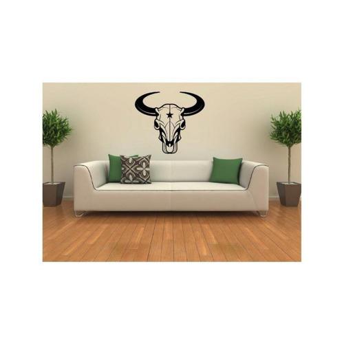 vinilo decorativo creando vinilos cabeza de ganado