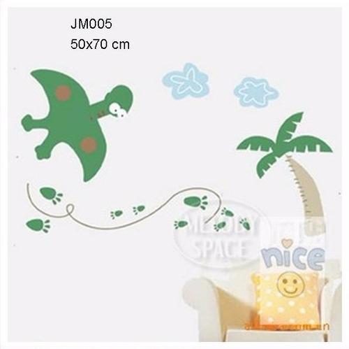 vinilo decorativo de dinosaurios jm005