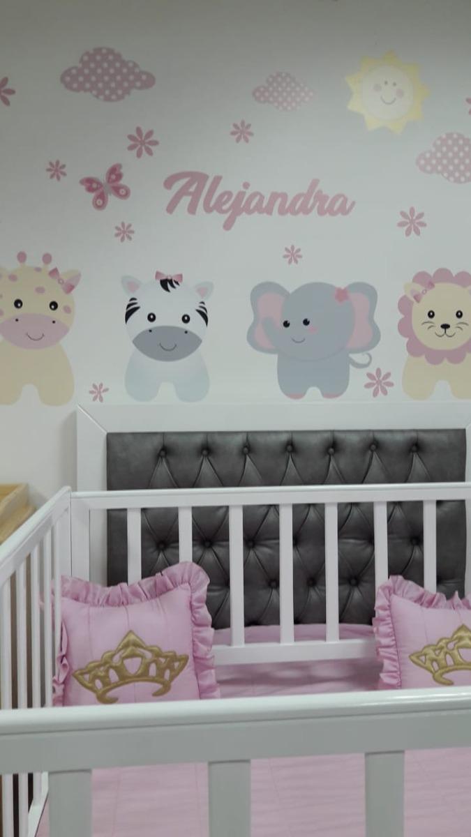 Vinilo Decorativo Infantil Cuarto Niña Bebe