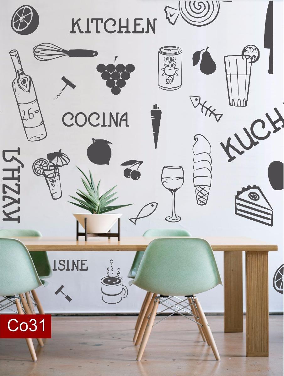Vistoso Pizarra Decorativa Para La Cocina Regalo - Ideas Del ...