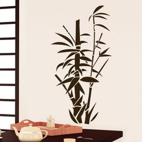 Venta De Plantacion De Caña De Bambu Vinilos Decorativos
