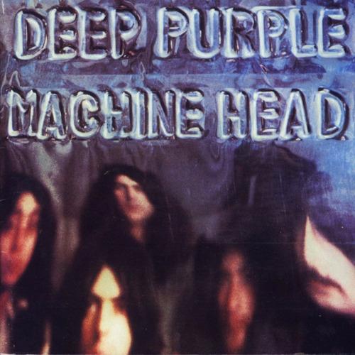 vinilo - deep purple - machine head