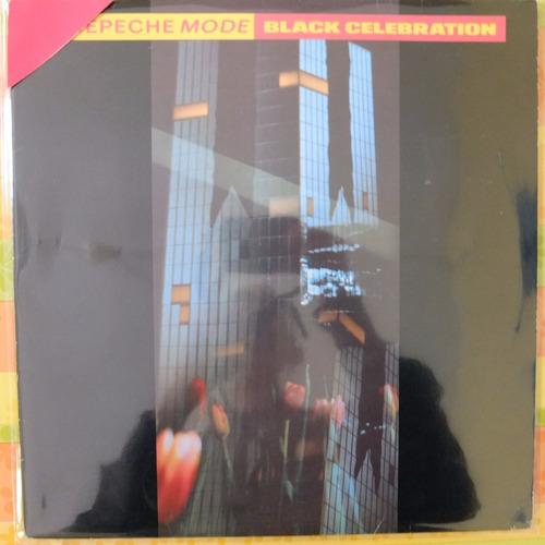 vinilo   depeche mode black celebration