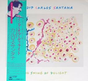 Santana jap Carlos Of Ed Devadip The Swing Vinilo Delight DIH29EYW