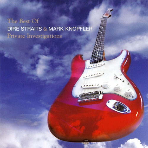 vinilo - dire straits & mark knopfler - private investigatio