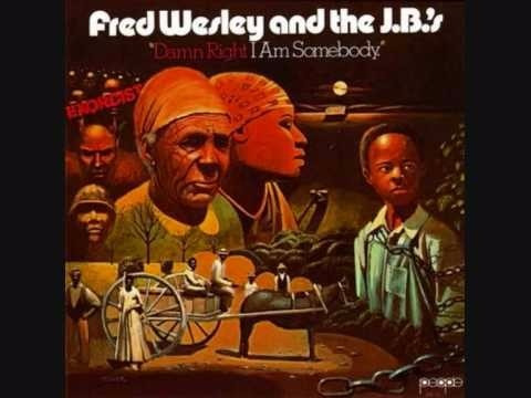 vinilo disco lp  fred wesley and the j.b._$ 700