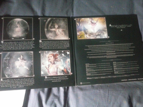 vinilo doble lindsey stirling- excelente