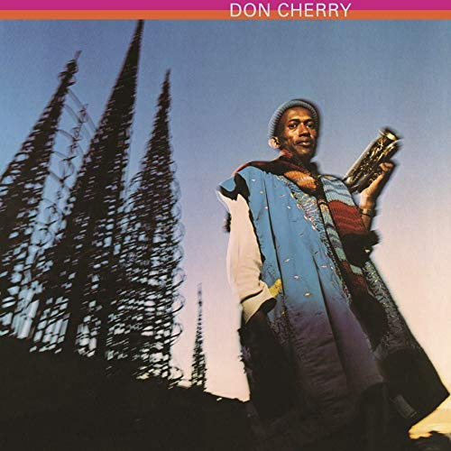 vinilo : don cherry - brown rice (lp vinyl)