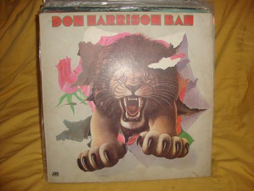 vinilo don harrison band insert p2