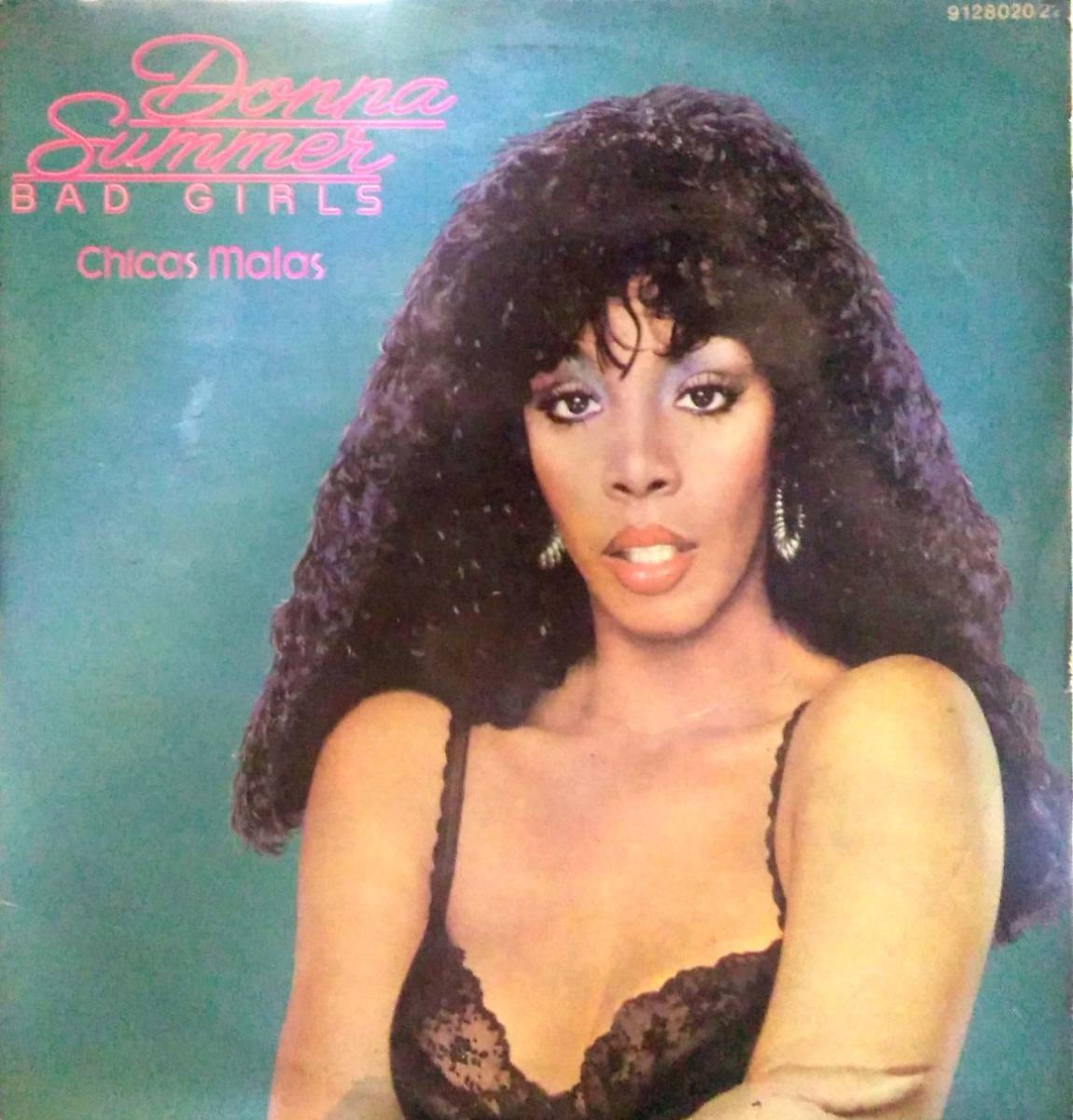 Vinilo Donna Summer Chicas Malas Nacional Dj Todelec 71500