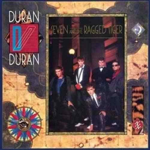 vinilo : duran duran - seven & the ragged tiger (canada ...