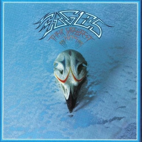 vinilo - eagles - their greatest hits