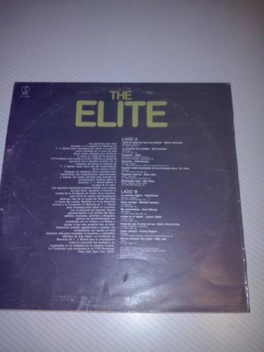 vinilo elite