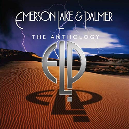 vinilo : emerson lake & palmer - anthology