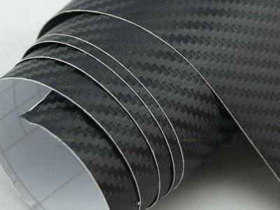 Vinilo fibra carbono texturado papel carbono rollo medio - Vinilo en rollo ...