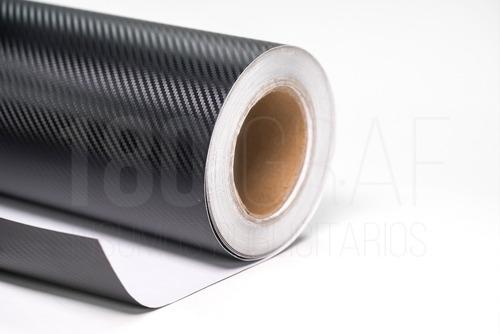 vinilo fibra de carbono 127 x 50 cm de ancho! (ploteo)