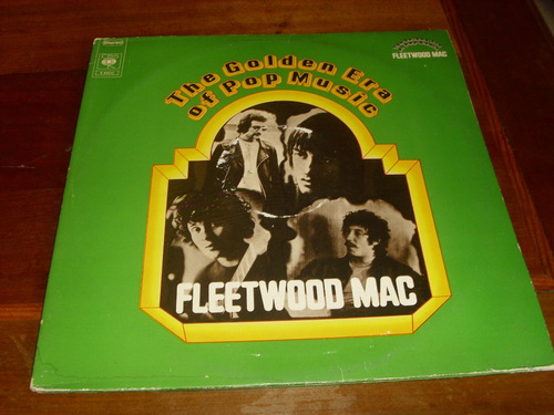 vinilo fleetwood mac the golden era of pop music 2lp