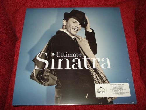 vinilo frank sinatra / ultimate (nuevo y sellado) 2 lp
