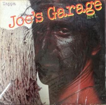 vinilo - frank zappa - joe´s garage. acts i 1 (importado)