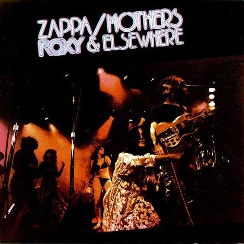 vinilo - frank zappa - roxy & elsewhere