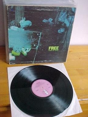 vinilo free tons of sobs original 1968 made in uk island