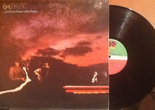 vinilo -- genesis // and then there were three...
