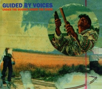 vinilo : guided by voices - under the bushes under the s...