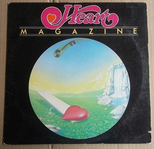 vinilo heart magazine