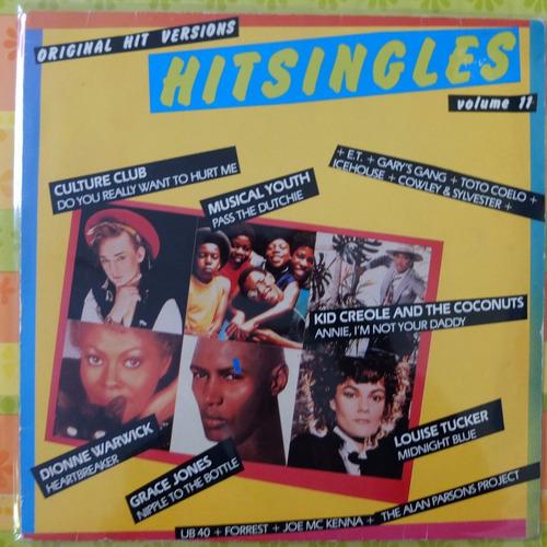 vinilo hitsingles volume 11 (culture club, grace jones, etc.