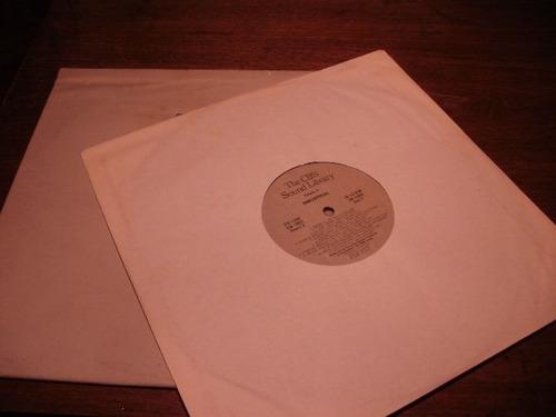 vinilo importado efectos de sonido- the cbs sound library