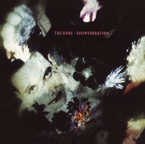 vinilo importado the cure desintegration doble lp nuevo