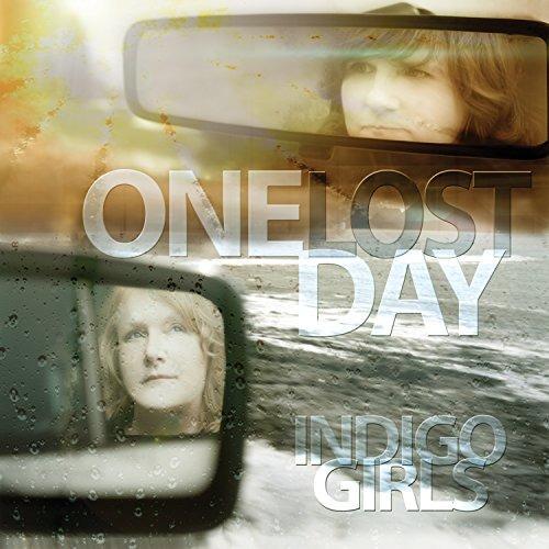 vinilo : indigo girls - one lost day (gate)