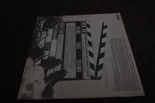 vinilo interpretan  temas  películas indios trabajaras 1973