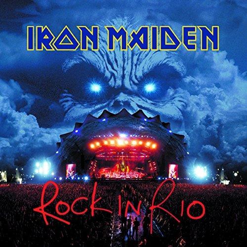vinilo : iron maiden - rock in rio (180 gram vinyl)