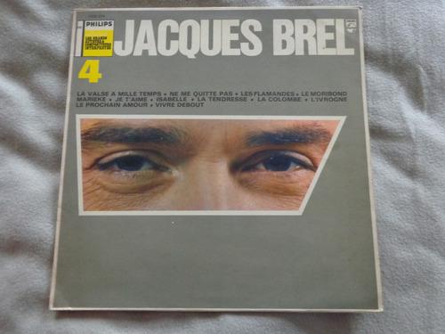 vinilo jacques brel edicion francesa