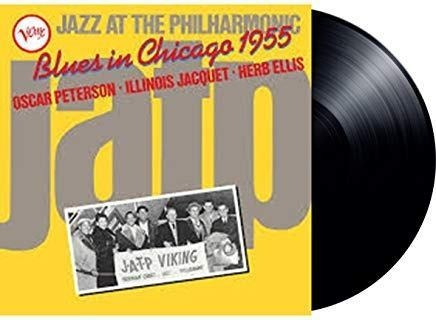vinilo jazz at the philharmonic: blues in chic envío gratis