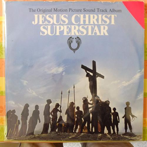 vinilo    jesucristo superstar  sound track de pelicula 2lp