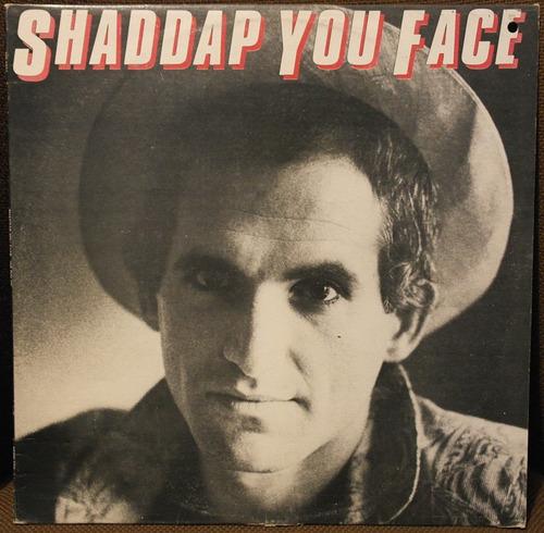 vinilo: joe dolce - shaddap you face (nacional)