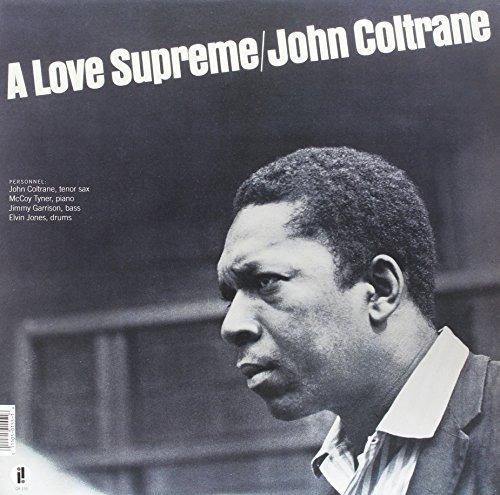 vinilo : john coltrane - a love supreme (remastered)