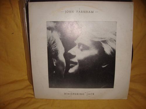 vinilo john farnham whispering jack p2