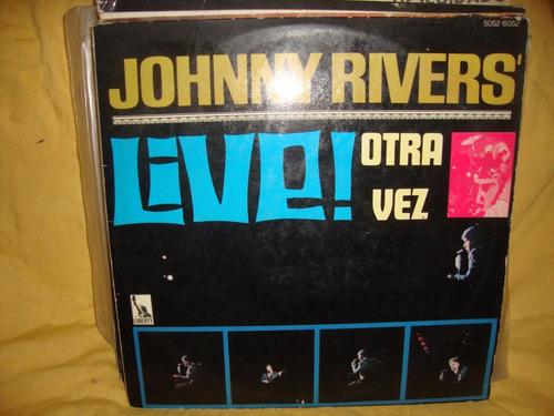 vinilo johnny rivers live otra vez p2