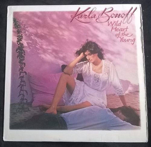 vinilo karla bunoff wild heart of the joune