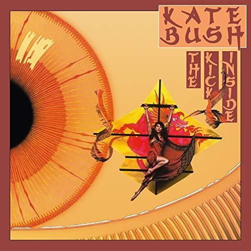 vinilo : kate bush - kick inside (2018 remaster) (lp vinyl)